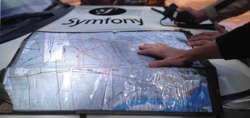 check route symfony